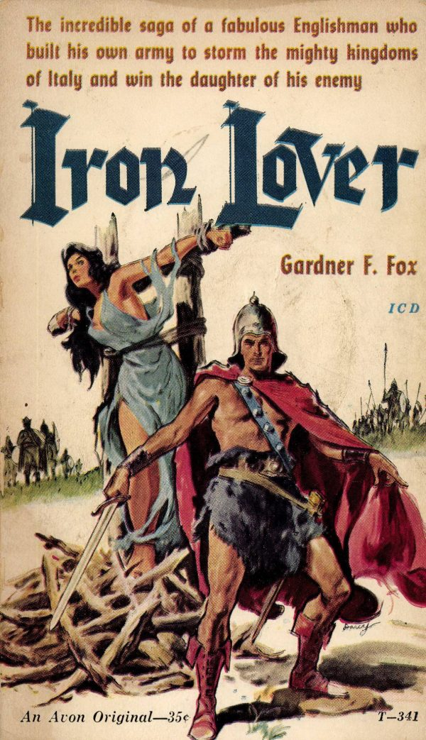 Iron Lover Gardner F Fox 001