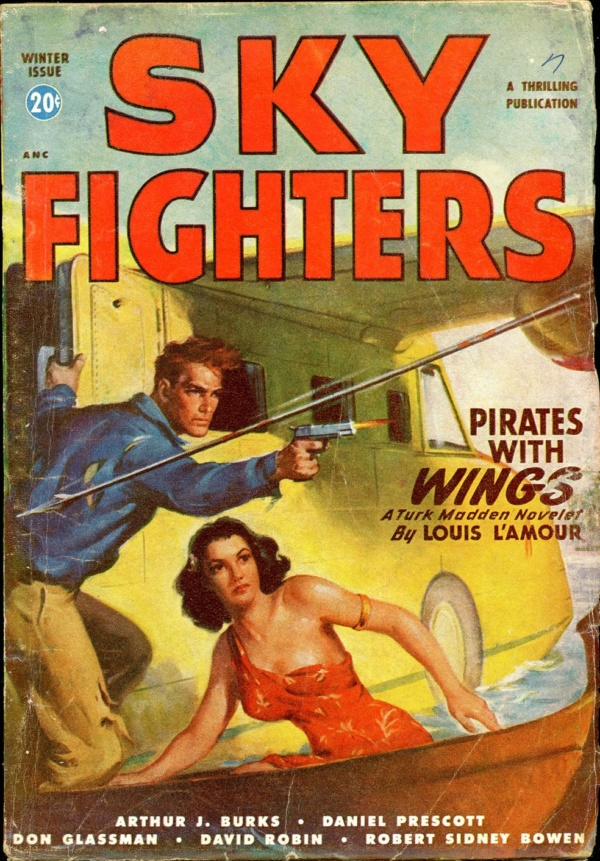 SKY FIGHTERS. Winter 1948