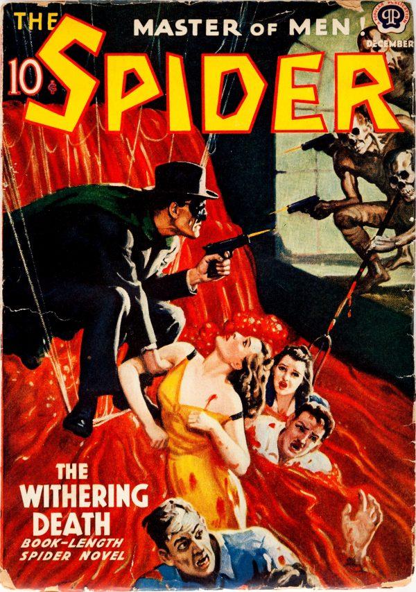 Spider - December 1938