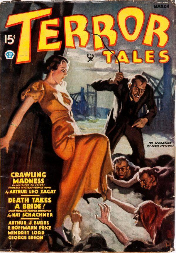 Terror Tales - March 1935