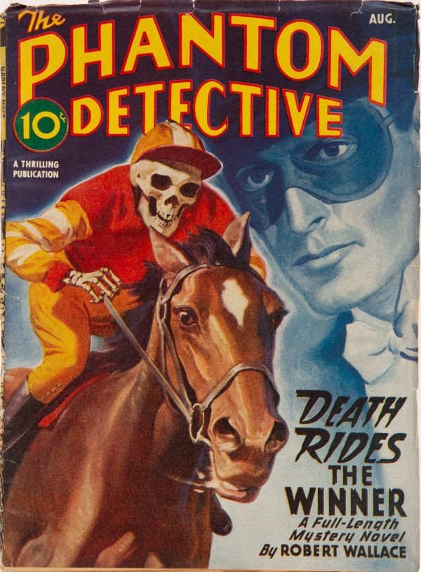 The Phantom Detective - Aug 1946