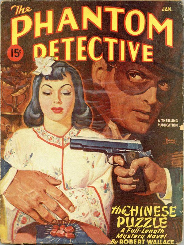 The Phantom Detective January 1947