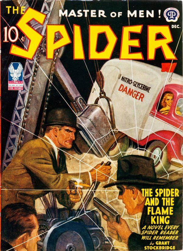 The Spider - December 1942