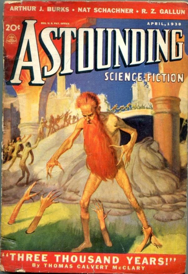 Astounding April 1938