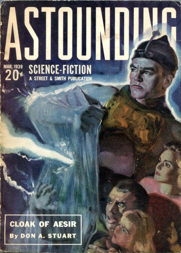 Astounding March 1939