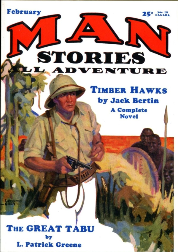man-stories-february-1931