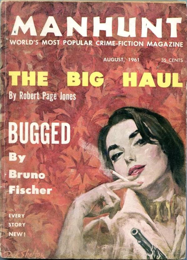Manhunt August 1961