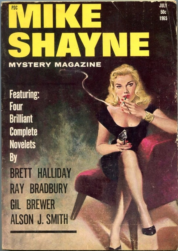 Mike Shayne Mystery July 1965