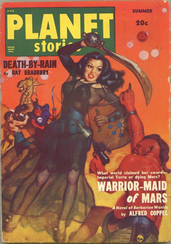 Planet Stories Summer 1950