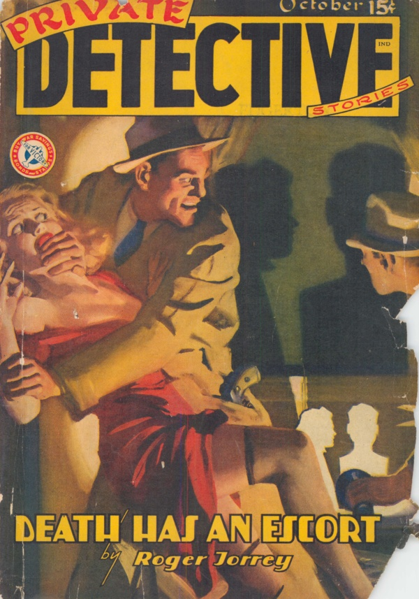 Private Detective 1942 October