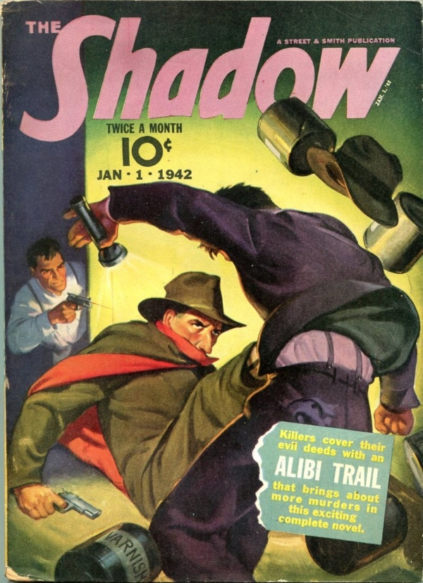 Shadow January 1 1942