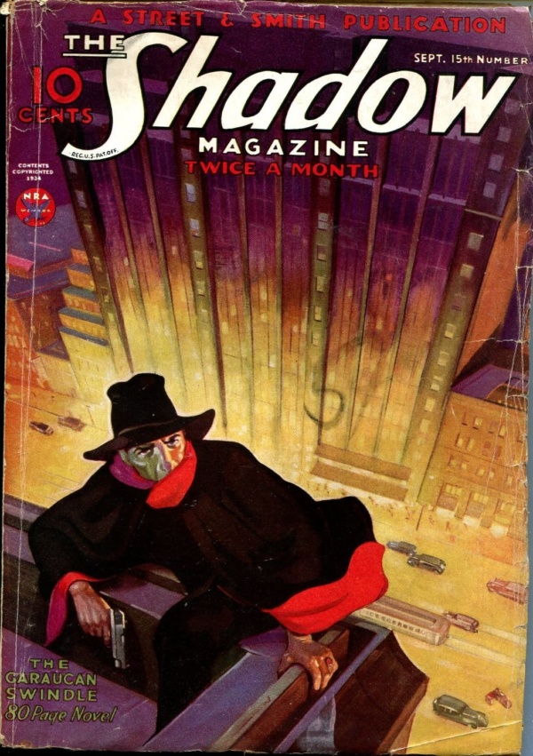 Shadow September 15 1934