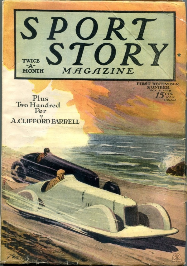 Sport Story December 1 1928