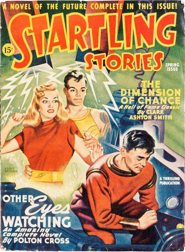 Startling Stories - Spring 1946