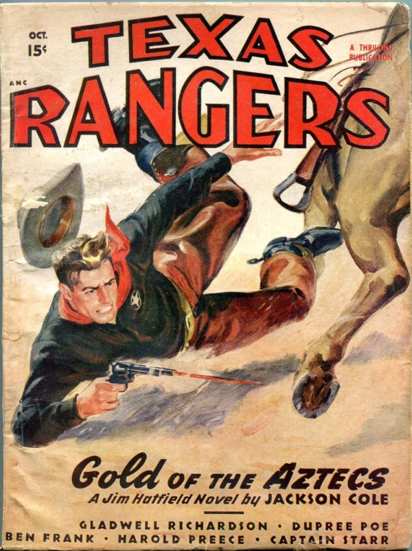 Texas Rangers October 1948