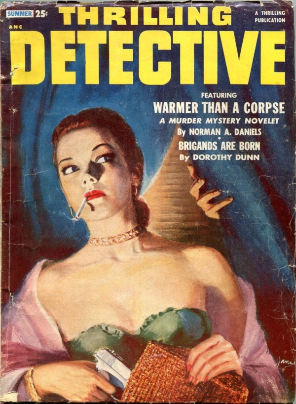 Thrilling Detective Summer 1953