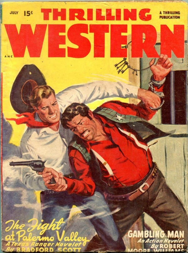 Thrilling Western July 1948