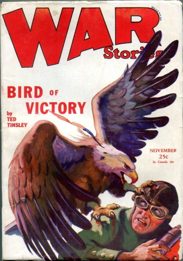 War Stories November 1930