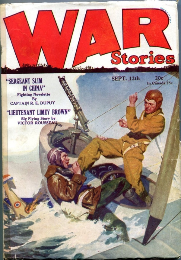 War Stories September 12 1929