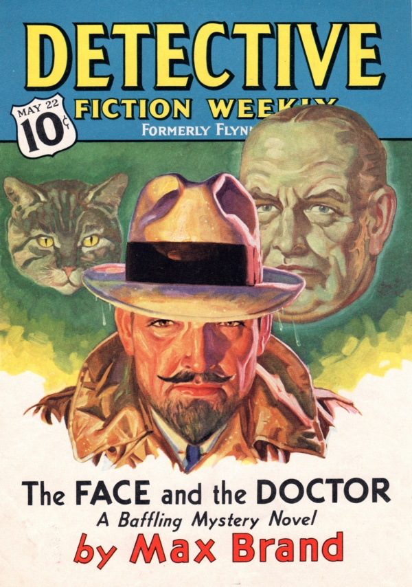 May 22, 1937 Detective Fiction