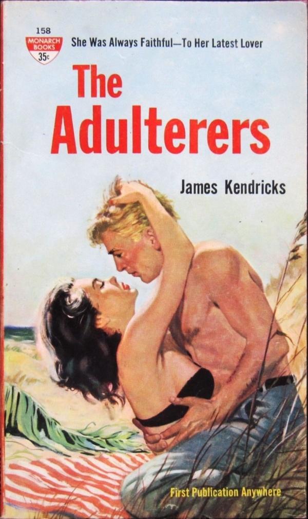 1960 Monarch Books 158