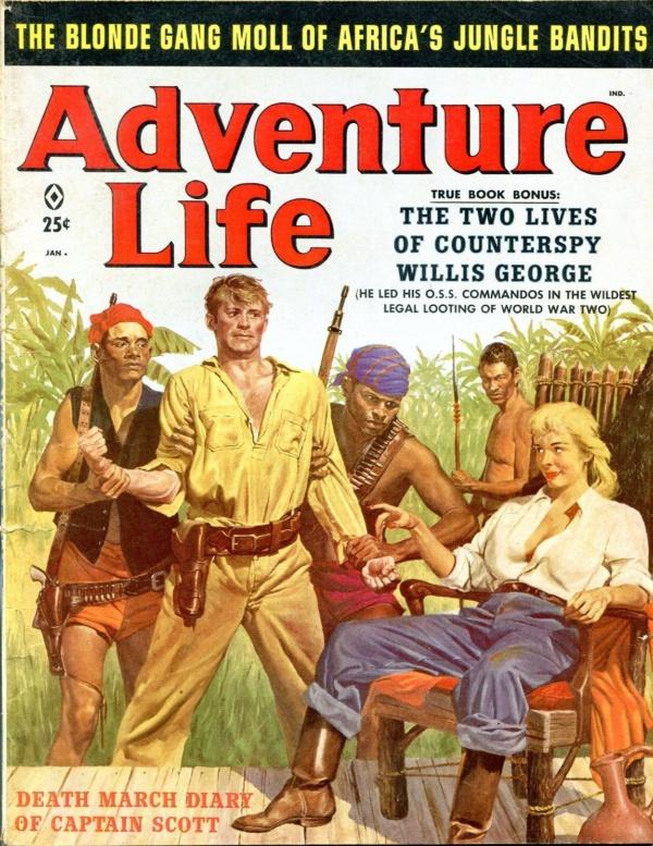 Adventure Life January 1959