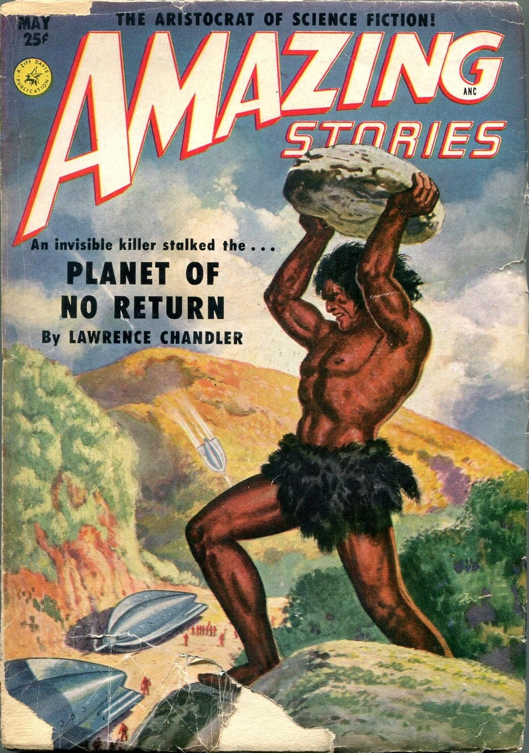 Amazing Stories May 1951