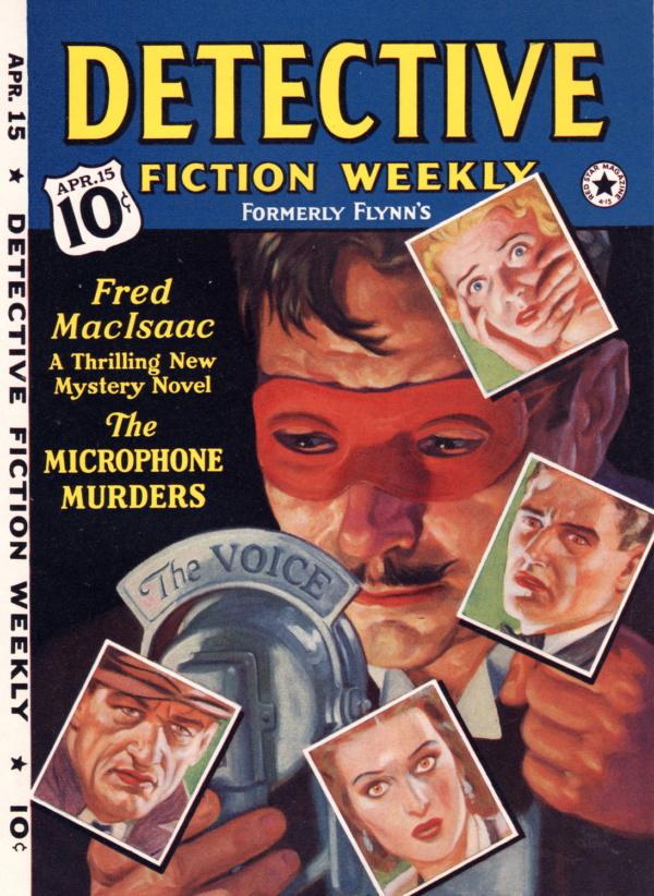 April 15, 1939 Detective Fiction