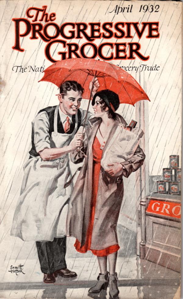 April 1932 Progressive Grocer