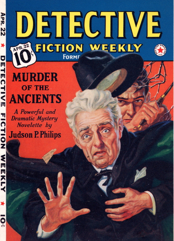 April 22, 1939 Detective Fiction