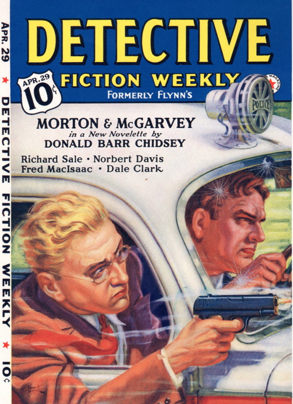 April 29, 1939 Detective Fiction
