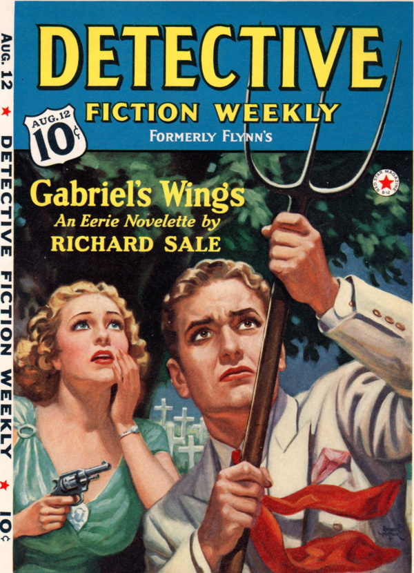 August 12, 1939 Detective Fiction