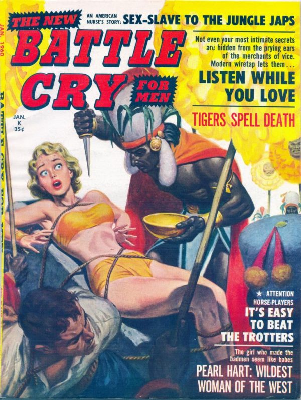 Battle Cry Magazine January 1960