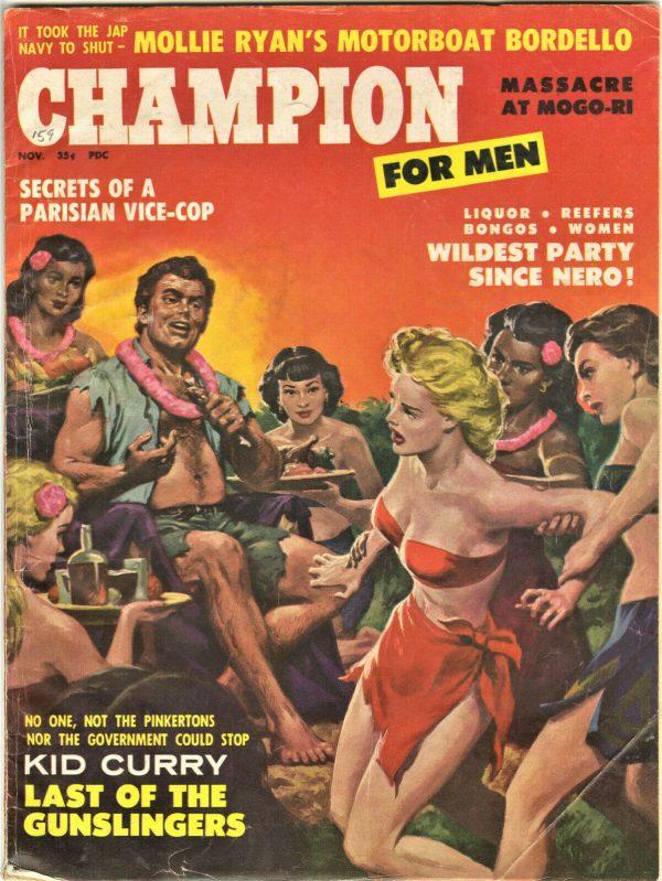 Champion Magazine November 1969