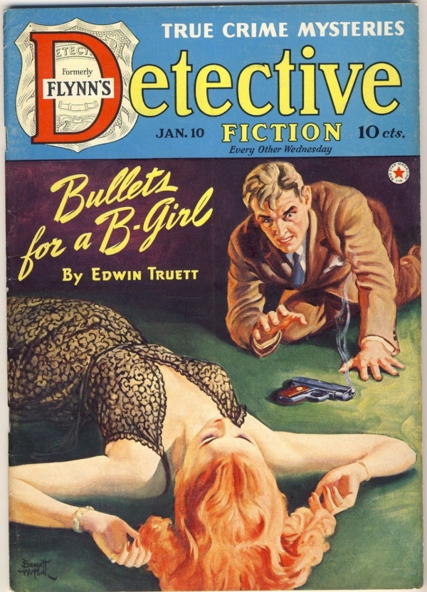 DETECTIVE FICTION - January 10 1942