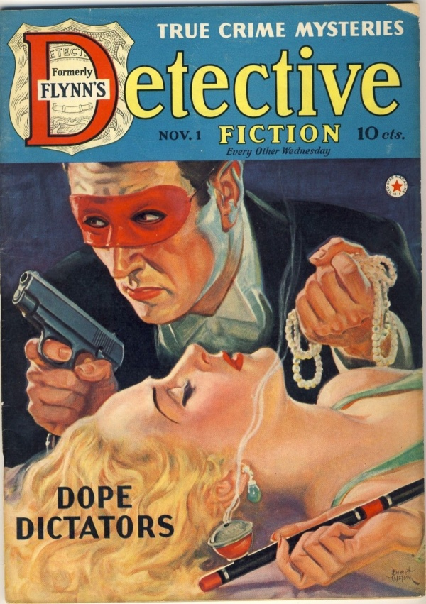 DETECTIVE FICTION - November 1 1941
