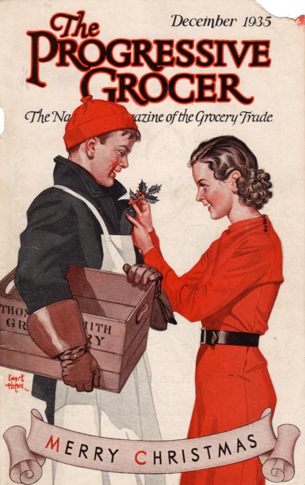 December 1935 Progressive Grocer