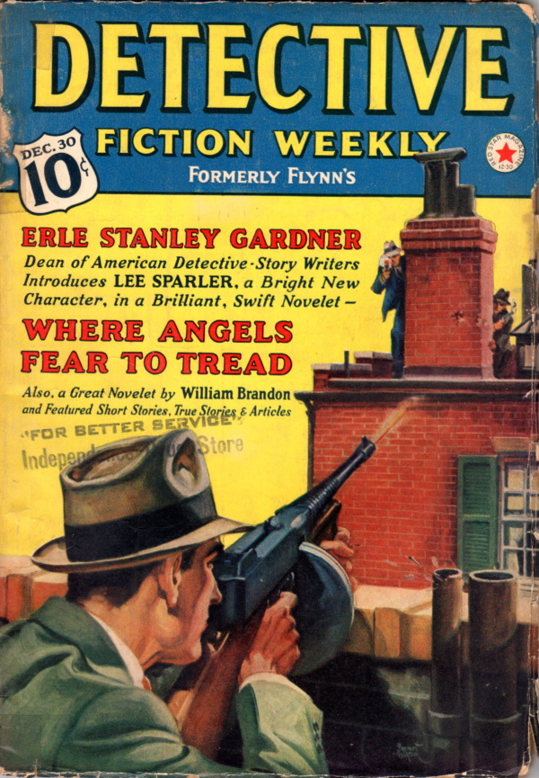 December 30, 1939 Detective Fiction