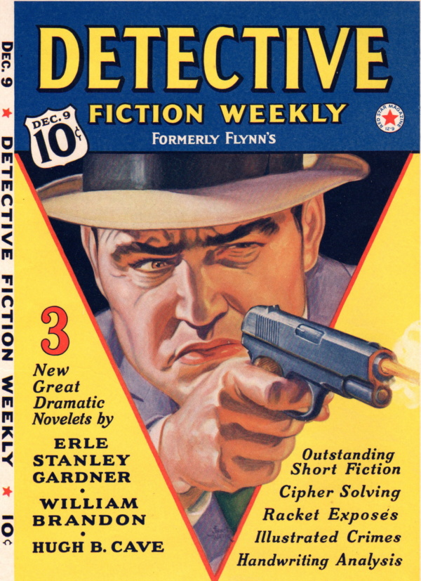 December 9, 1939 Detective Fiction