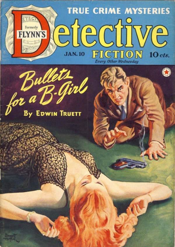 Detective Fiction, January 10, 1942