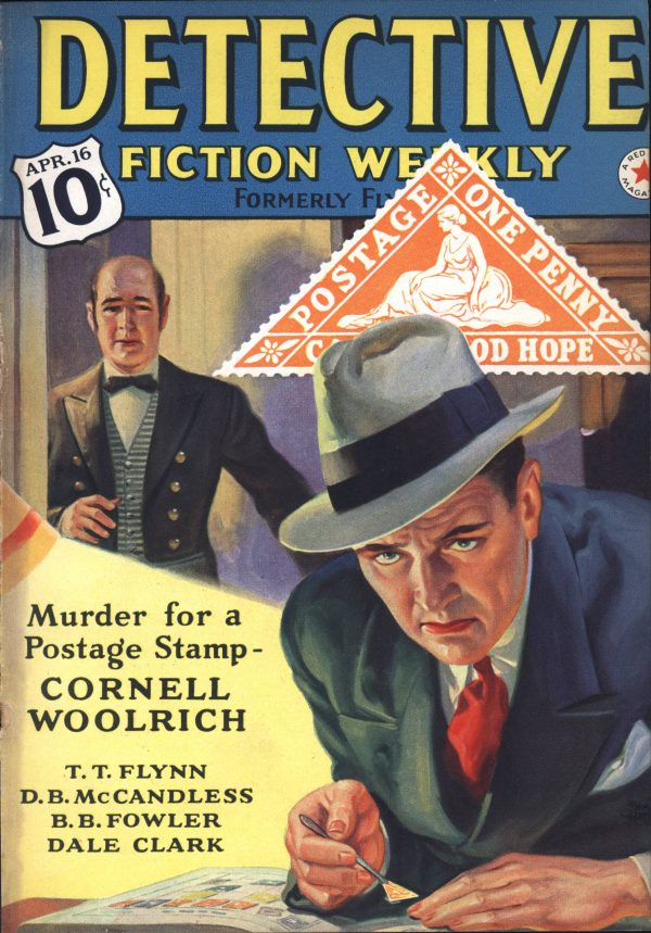 Detective Fiction Weekly April 16, 1938