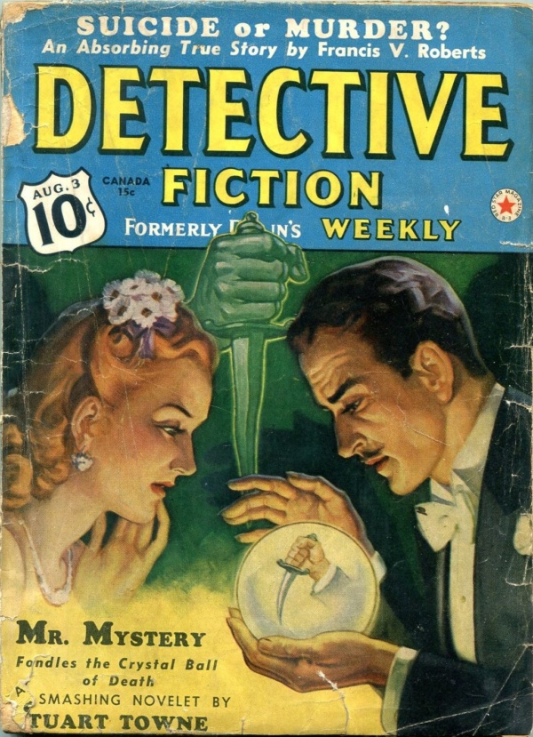 Detective Fiction Weekly August 3 1940