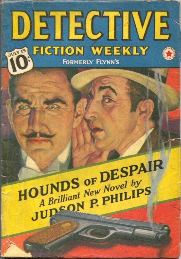 Detective Fiction Weekly July 15th 1939