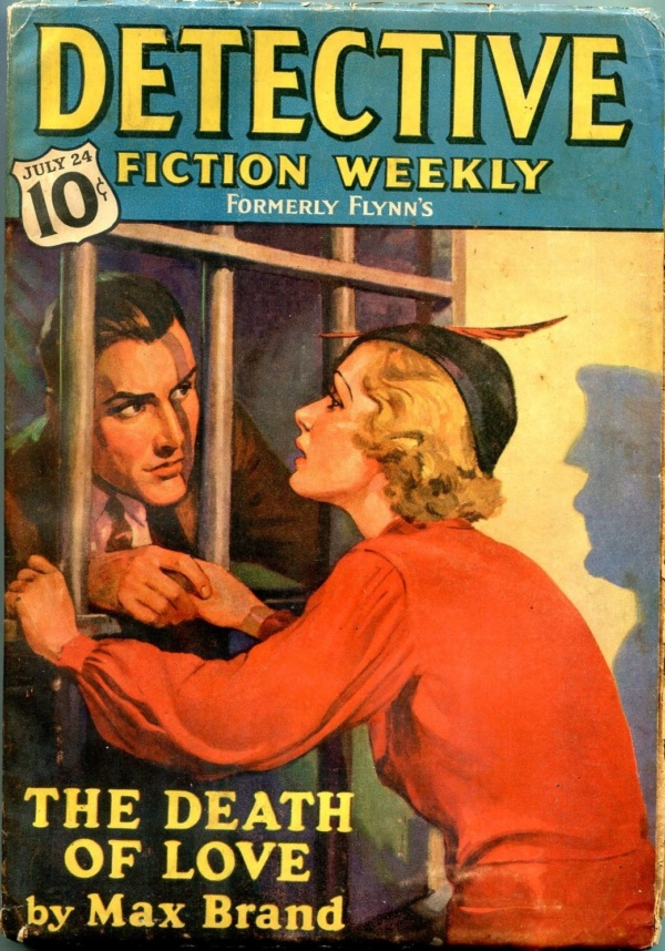 Detective Fiction Weekly July 24 1937