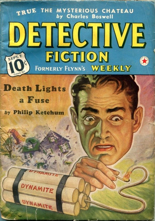 Detective Fiction Weekly September 7 1940