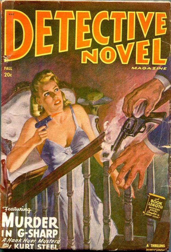 Detective Novel Fall 1948