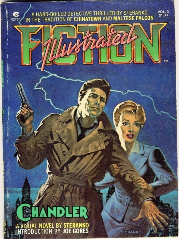 FICTION ILLUSTRATED VOLUME 3 - CHANDLER