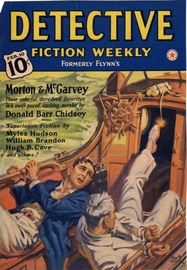 February 10, 1940 Detective Fiction