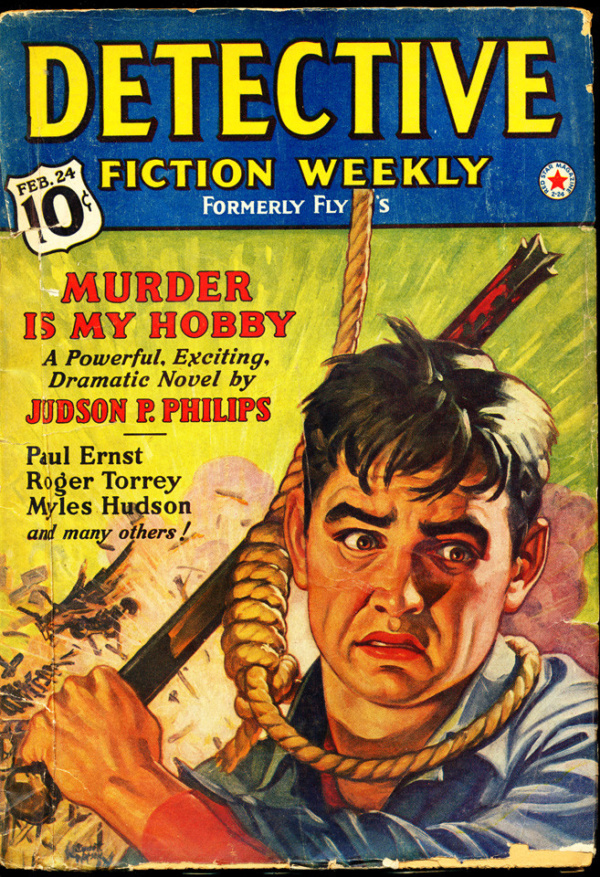February 24, 1940 Detective Fiction