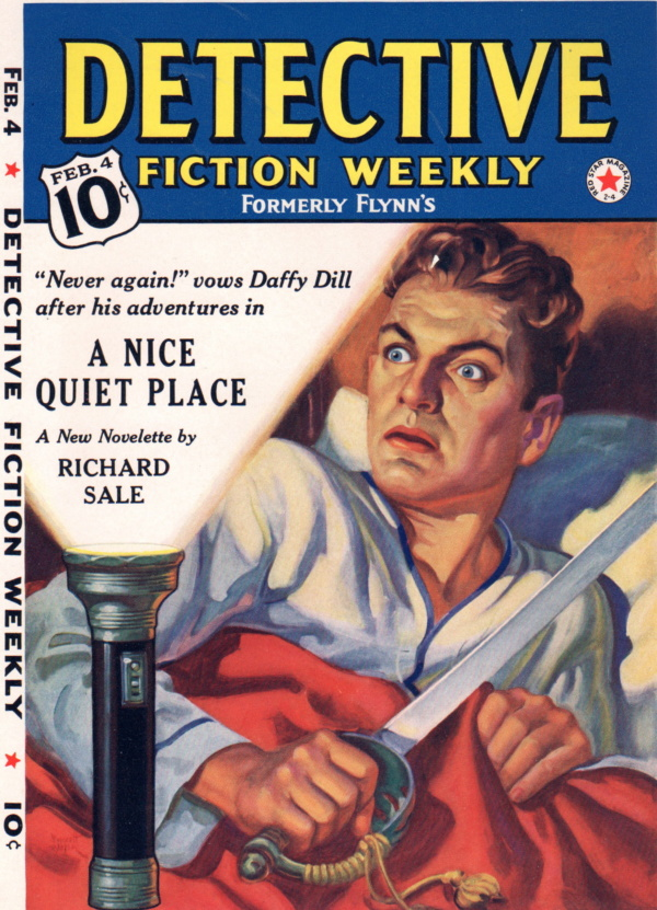February 4, 1939 Detective Fiction